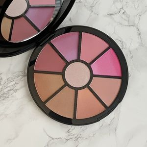 Sephora ombre obsession face palette